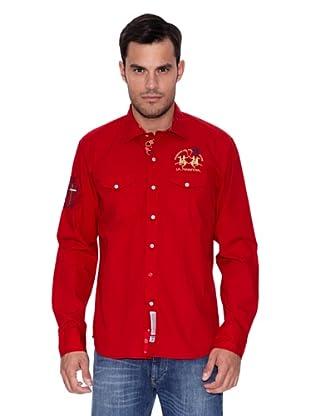 La Martina Camisa Calisto (Rojo)