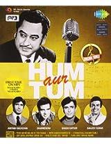 Hum Aur Tum - Kishore Kumar (Shashi,Sanjeev,Amitab)