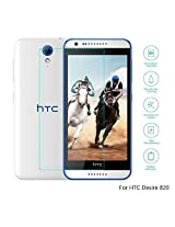 Garmor Tempered Glass Explosion Proof Screen Guard for HTC Desire 820