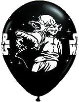 25 Count Star Wars Latex Balloons, 11