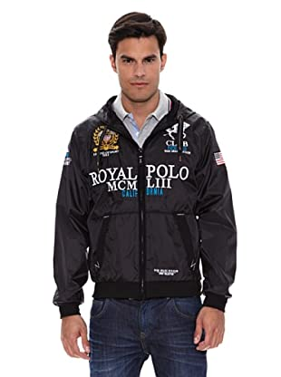 Geographical Norway Chaqueta Canterburry (Negro)