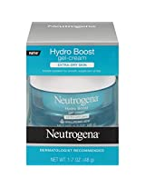 Neutrogena Hydro Boost Gel-Cream, Extra-Dry Skin, 1.7 Oz