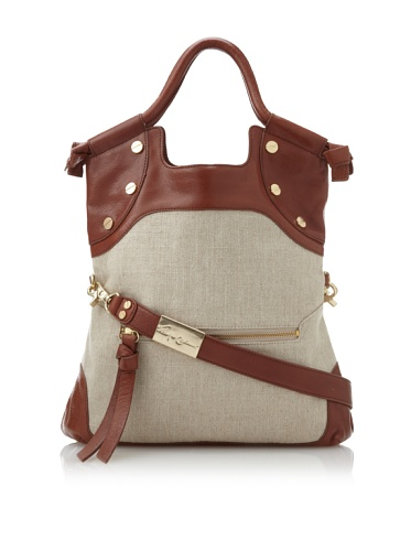 Foley + Corinna Women's FC Lady Tote (Linen/Brown)