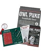 Owl Puke
