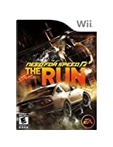 Quality Need For Speed The Run Wii By Electronic Arts