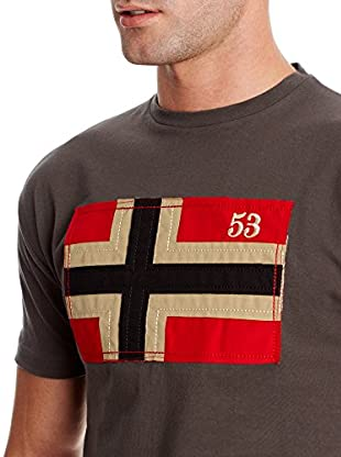 Geographical Norway T-Shirt Janremo