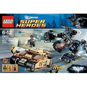 レゴ スーパー・ヒーローズ バットマン vs ベイン タンブラー・チェイス