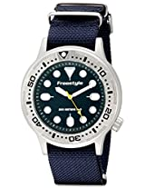 Freestyle Freestyle Unisex 10019174 Ballistic Dive Analog Display Japanese Quartz Blue Watch - 10019174