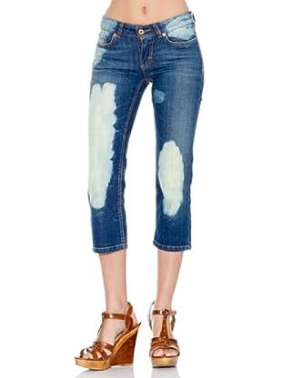 D&G 7/8 Jeans Antonette (Blau)