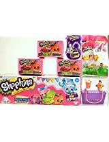 Shopkins Season 4 Mystery Mega Pack Bundle