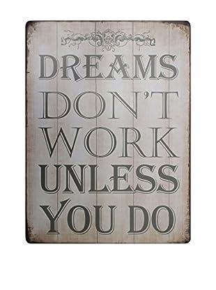 LO+DEMODA Wandbild Dreams