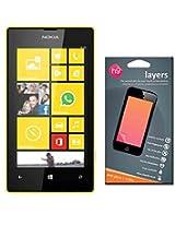 Layers Nokia Lumia 520 Matte Screen Guard