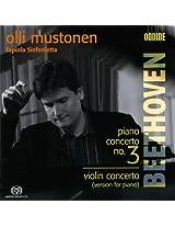 Beethoven - Piano Concertos Nos.3 Op. 37 and Op. 61a