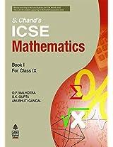 S. Chand's ICSE Mathematics for Class 9