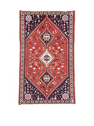Eden Teppich   Abadeh 76X129 mehrfarbig