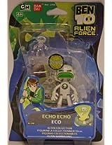 Ben 10 ECHO ECHO Alien FOrce Collection ben10