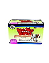 Four Paws Wee-Wee Extra Small Disposable Doggie Diapers, 12 Pack