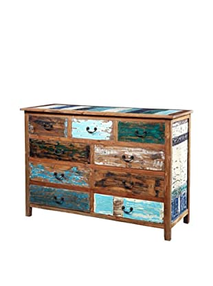 Jeffan Macedon 9-Drawer Dresser