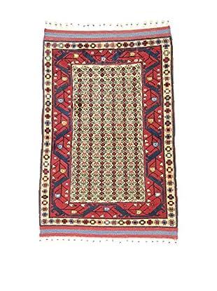 Eden Teppich Konya Antik mehrfarbig 111 x 154 cm
