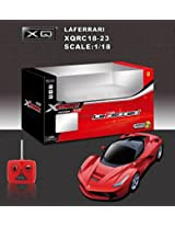 XQ RC 1:18 La Ferrari (Rechargeable)