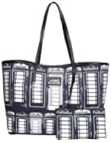 Satyapaul Handbag (Black and White)