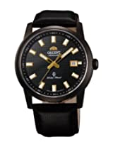 Orient Analogue Black Dial Men Watch - (ER23001B)