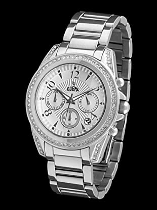 Dogma Crono296 - Reloj Señora Movimiento Quarzo Brazalete Metálico Plateado