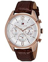 Tommy Hilfiger Chronograph White Dial Men's Watch - TH1791183J