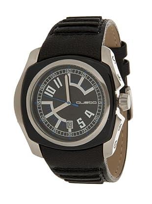 Custo Watches CU030503 - Reloj de Caballero cuarzo piel Negro