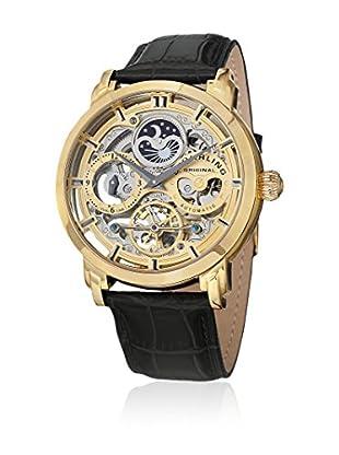 Stührling Original Uhr Anatol 371.02 schwarz 47  mm