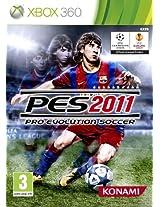 Pro Evolution Soccer 2011 (Xbox 360)