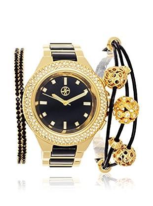 Arm Candy Women's NXS5293G-CBK Black Stainless Steel/Metal Watch