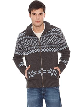 Pepe Jeans London Chaqueta Tarn Hows (Gris Oscuro)