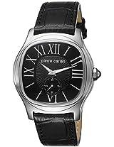 Pierre Cardin Analog Black Dial Men's Watch - 3646