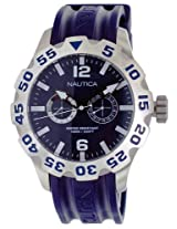 Nautica Rubber Mens Watch N16601G