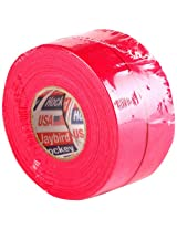 Jaybird & Mais Hot Pink Cloth Hockey Tape (2-Pack)