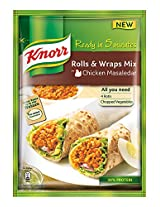 Knorr Rolls & Wraps Mix Chicken Masaledar, 50g