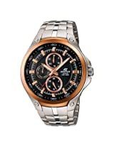 Casio Edifice Black Dial Men's Watch - EF-326D-1AVDF (ED335)