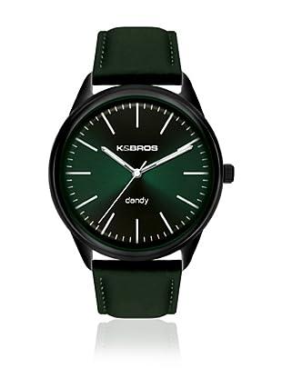K&BROS Reloj 9486 (Verde)
