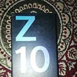 Newly purchased z10 in mint condition with box, no scratches with new extra battery