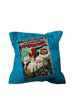 Euromoda Funda De Cojín Spider Man Tebeo