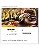 Congratulation (Groom) - E-mail Amazon.in Gift Card