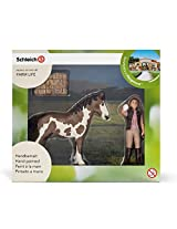 Schleich Foal Cleaning Set