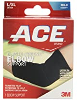 ACE Elasto-Preene Elbow Support, Large/Extra Large