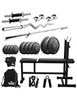 Headly 50 Kg Combo 5 Home Gym