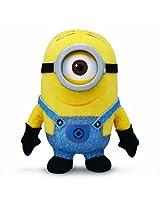 Despicable Me 2 Buddies Soft Huggable Friends Minion Stuart Plush