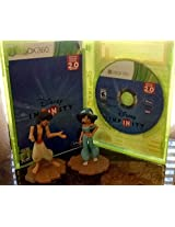 Disney Infinity 2.0 Marvel Super Heroes Xbox 360 Replacement Game Only - No Base or Figures Included