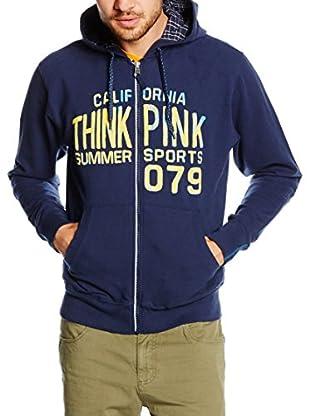Think Pink Sweatjacke