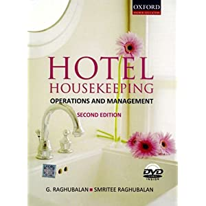 Hotel Housekeeping: Operations and Management (Oxford Higher Education)