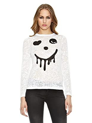Pepe Jeans London Longsleeve Face (Weiß)